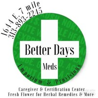 Better Days Provision Center Marijuana Dispensary featured image