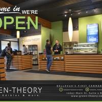 Green Theory Marijuana Dispensary featured image