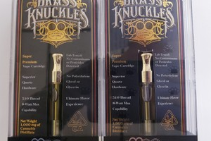Brass Knuckles Full Gram Premium Cape Cartridges  image