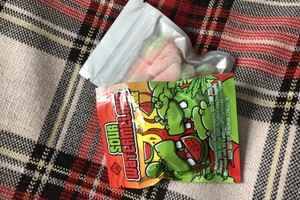 100 MG Watermelon Sour Patches  image