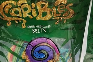 Caribles Sour Strips image