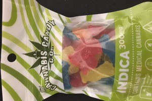 Gummy Bears 300mg image