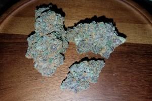 Black Cherry Cheesecake Marijuana Strain product image