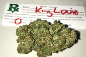 King Louis Marijuana Strain product image