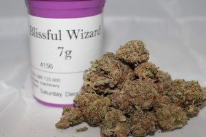 Blissful Wizard Marijuana Strain product image