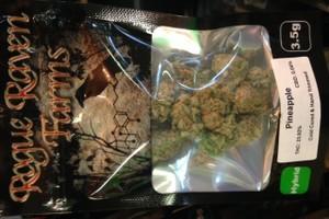 Pineapple Marijuana Strain product image