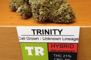 Trinity Marijuana Strain product image