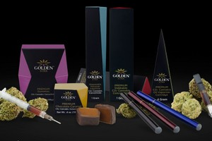 Golden XTRX marijuana producer