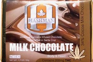Hashman marijuana producer