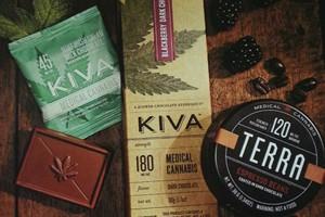 Kiva Confections marijuana producer