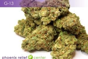 G-13 Marijuana Strain image