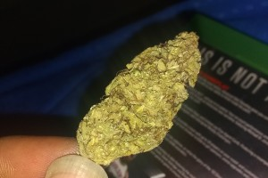 Ghost Train Haze Marijuana Strain image