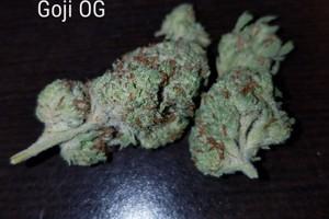 Goji OG Marijuana Strain image