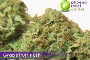 Grapefruit Kush Marijuana Strain image