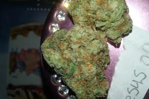 Jesus OG Marijuana Strain image