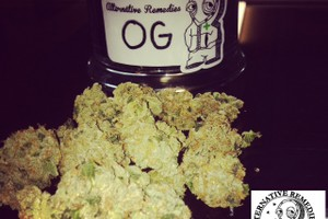 OG Marijuana Strain image