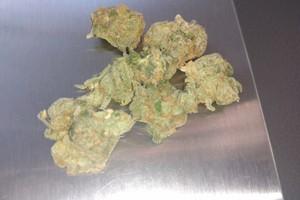 Purple Kush Marijuana Strain image