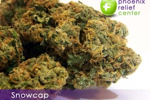 Snowcap Marijuana Strain image