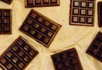 400mg Chocolate Bar image
