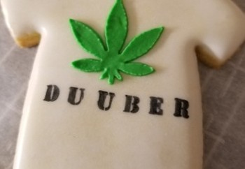 60mg Blue Dream Cookie with Icing image