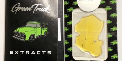 Green Truck Extracts Premium Indoor Nug Run Shatter