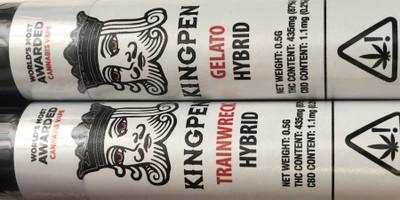 KingPen Vape Cartridge
