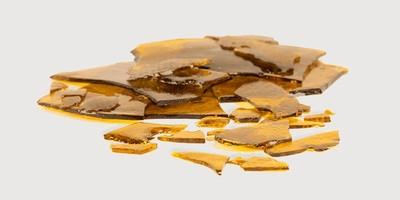 Shatter (AU Limit: 1 Gram of Shatter or Wax or Kief or Distillate Oil total, per visit /No Med Lmt)