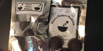 100 MG Chocolate Packets