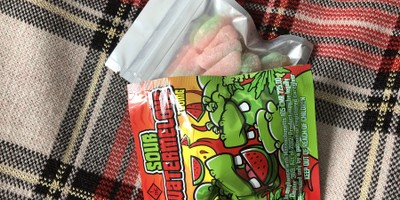 100 MG Watermelon Sour Patches