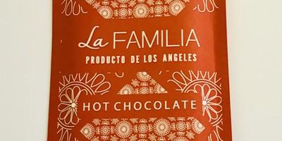 La Familia 200mg Hot Chocolate Bar