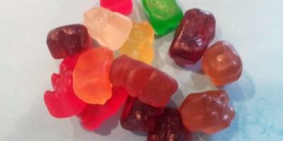 300 MG Fruit Candy Gummy Packs