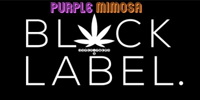 86- BLACK LABEL: PURPLE MIMOSA (Purple Punch x Mimosa) (86 Strain) (1 left)