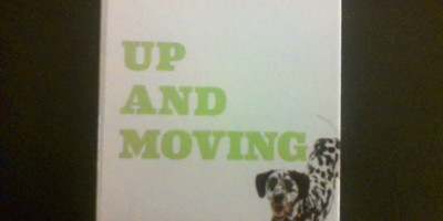Small Dog Up & Moving CBD treats 5pack