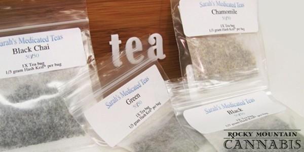 Sarah's Medicated Teas Producer