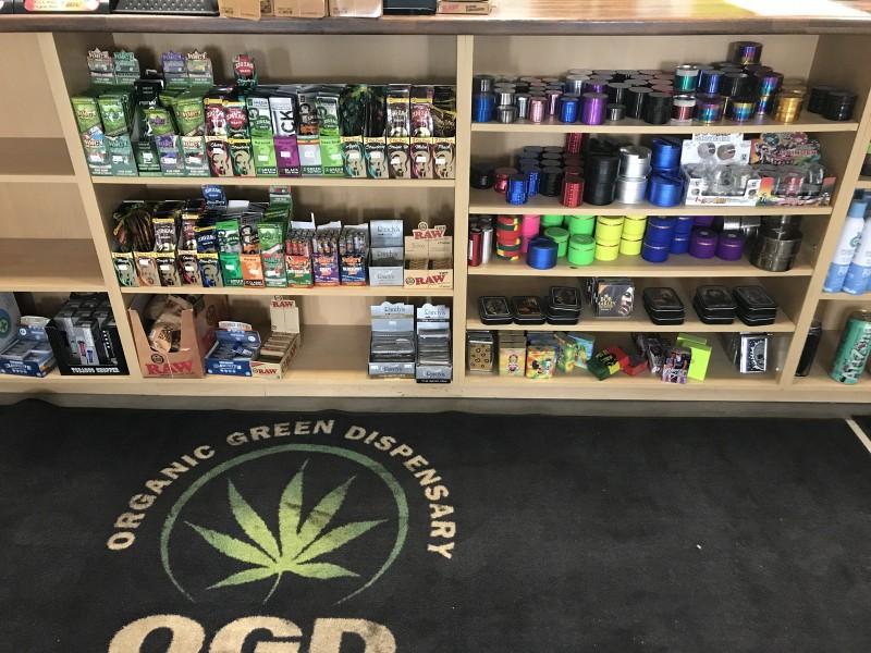 Organic Green Dispensary | Tyendinaga Mohawk Territory