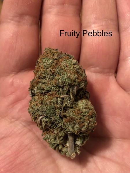 Best Fruity Pebbles Weed Type - Bella Esa