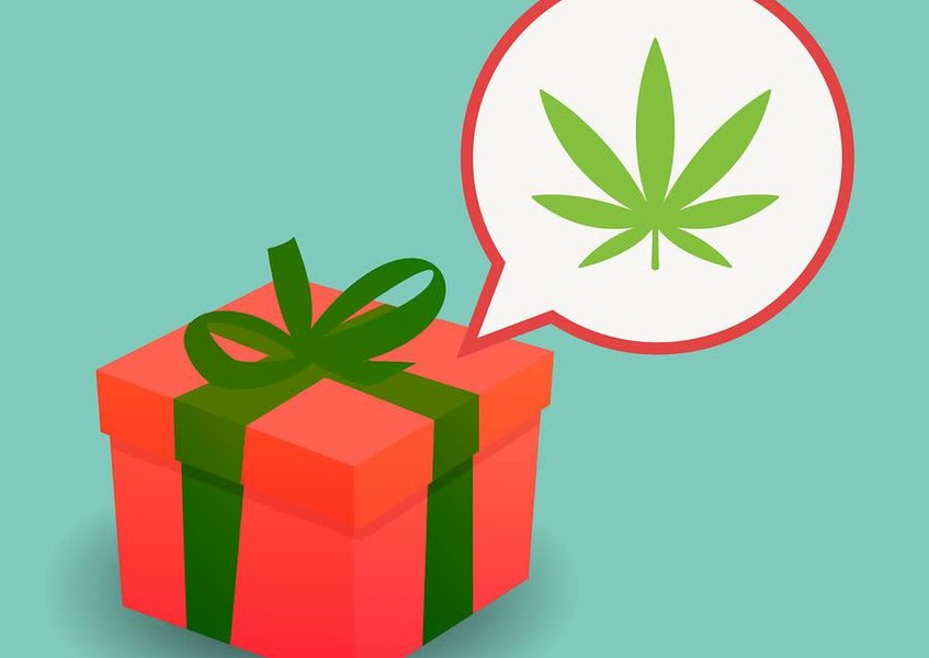 2017 Holiday Gift Guide for Every Cannabis Lovers on Your List