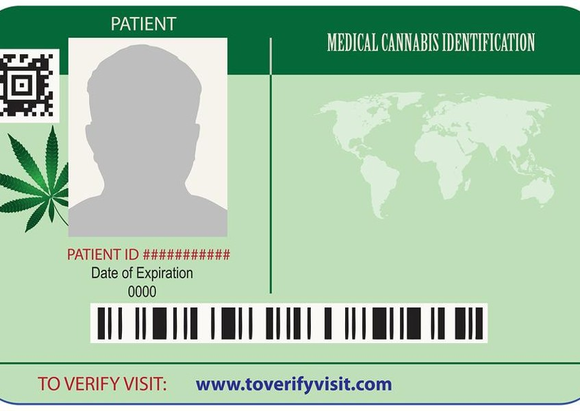 Some states honor reciprocity with other state medical cannabis programs by accepting their medical cannabis cards. But, there is no the common rule yet.